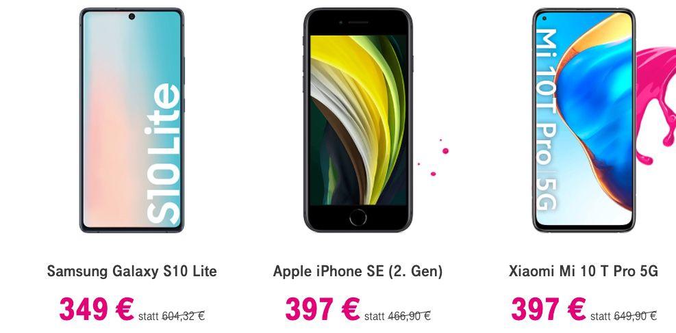 Telekom Magenta Thursday   z.B. 50% Rabatt auf originale Apple iPhone Cases (iPhone 12 Mini Leder Case nur 31,68€ (statt 55€)