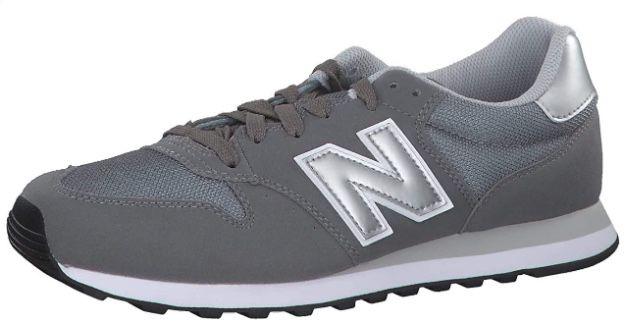 New Balance 500 Core Herren Sneaker in Grau für 28,95€ (statt 45€)