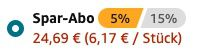 4er Pack Oral B iO Aufsteckbürsten ab 24,69€ (statt 34€)