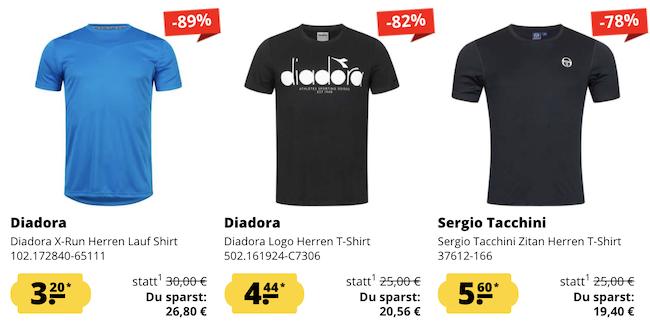 SportSpar Black Friday Sale mit krassen Preisen   z.B. hummel Legend Sneaker nur 6,87€