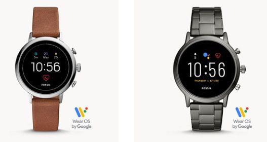 Fossil Smartwatches im Black Friday Sale ab nur 79€