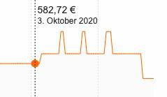 Haier C3FE837CGJ Kühlgefrierkombi mit NoFrost für 457,59€ (statt 583€)
