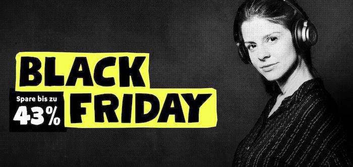 Teufel BlackFreitag bis zu 43% Rabatt auf viele Artikel    z.B. Teufel Cinebar 11 für 324€ (statt 341€)