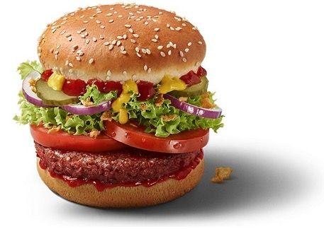 McDonalds Cyber Week: Jeden Tag ein McMenü Small für 4,99€   heute: Big Vegan TS