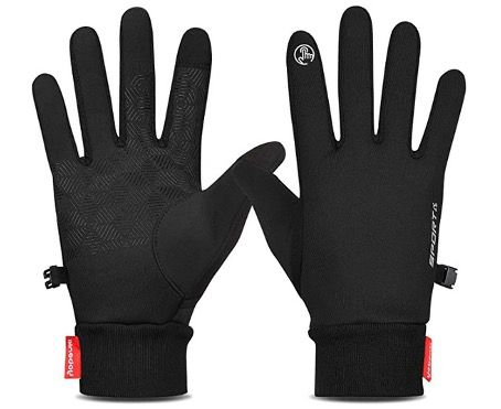 Yobenki wasserdichte Winterhandschuhe für Touchscreens geeignet ab 5,99€ (statt 12€)