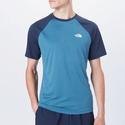 The North Face Sportshirt in Navyblau für 13,90€ (statt 30€)