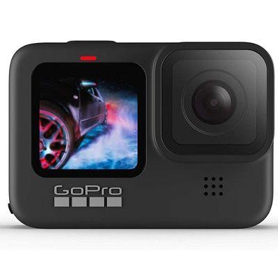 GoPro HERO9 Black Bundle mit viel Zubehör für 379,95€ (statt 486€)