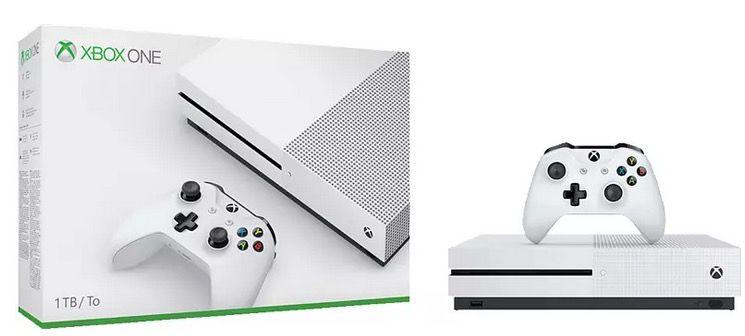 MICROSOFT Xbox One S 1TB Konsole für 161,19€ (statt 199€)