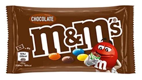 24er Pack M&MS Choco Schokolinsen (je 45g) ab 6,39€ (statt 11€)