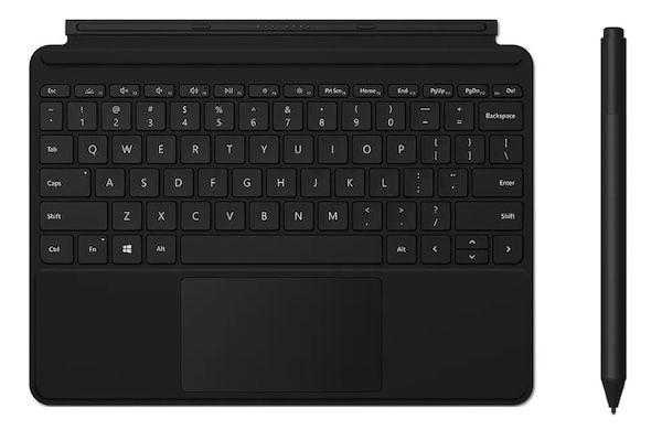 Microsoft Surface Go Type Cover + Pen für 108,97€ (statt 139€)