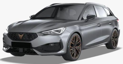 Gewerbe: Cupra Leon Sportstourer 1.4 e Hybrid mit 245 PS für 86€ mtl. netto