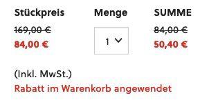 Fossil FB 02 Edelstahl Herrenuhr mit Datum/Tag Anzeige für 50,40€ (statt 82€)