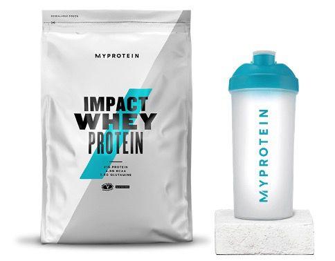 Abgelaufen! 5kg MyProtein Impact Whey Protein inkl. 5 Shaker für 39,10€ (VSK frei ab 50€)