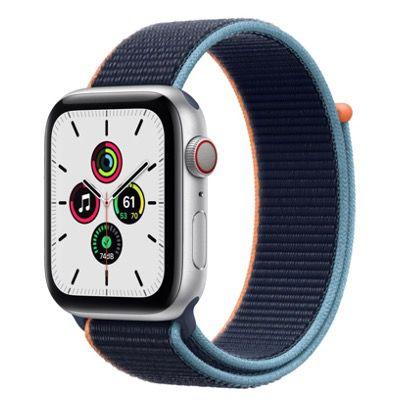 Diverse Apple Watch SE mit Rabatt   z.B. Watch SE (GPS + Cellular) 44mm mit Nylon Armband für 332,46€ (statt 365€)