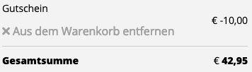 Under Armour Laufschuh Charged Bandit 6 für 42,95€ (statt 76€)