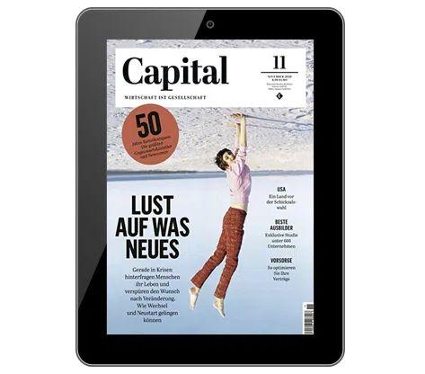 Ein Jahr Capital Digital e-Paper direkt nur 2,49€ (statt 80€)