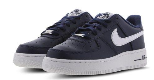 Nike Kinder Sneaker Air Force 1 A20 Grundschule in Blau für 59,99€ (statt 75€)