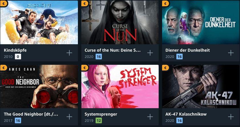 Prime Video: über 300 Filme in HD je 0,97€leihen   z.B. Polarexpress