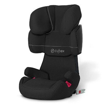 Cybex Silver Solution X fix Kinderautositz in Schwarz für 89,99€ (statt 115€)