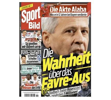 25 Ausgaben Sport Bild für 70€ + 70€ Amazon Gutschein