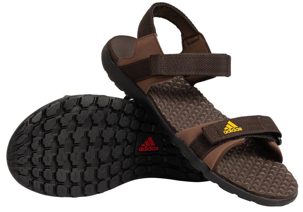 adidas Adipu Herren Outdoor Sandalen in Braun für 18€ (statt 40€)   Restgrößen