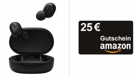 Xiaomi Mi 10T Lite + 25€ Amazon + Earbuds für 1€ mit Vodafone Allnet von Otelo mit 5GB LTE für 14,99€ mtl.