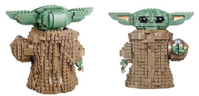 Lego Star Wars   Yoda das Kind (75318) für 57,79€ (statt 62€)