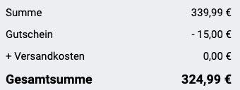 Gegen Home Office Speck: ArtSport Kraftstation ProfiGym 2000 für 324,99€ (statt 420€)