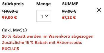 Fossil Luther Herrenuhr Set Edelstahl + Wechselband für 67,32€ (statt 138€)