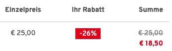 Silit Wok Bratpfanne 28cm nicht für Induktion für 18,50€ (statt 43€)