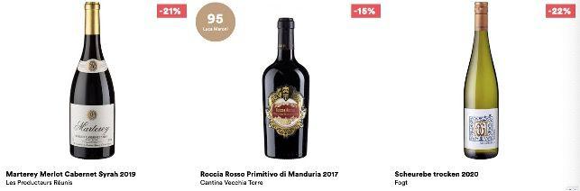 Bis Mitternacht: Weinfreunde Latenight Shopping mit bis zu 41% Rabatt auf ausgewählte Weine