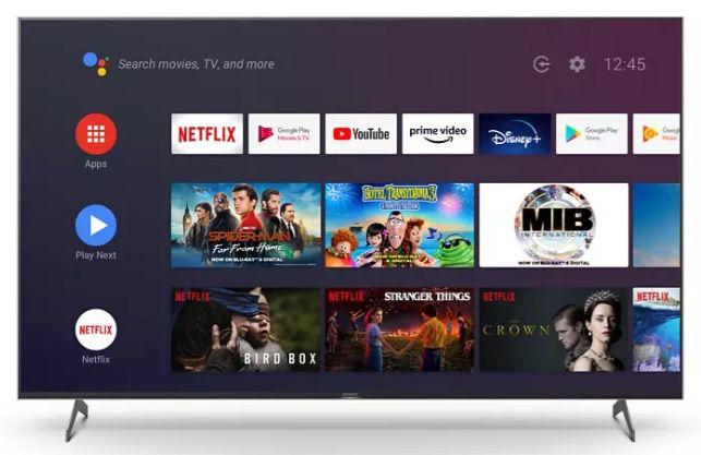 Sony KD 75XH9005   75 Zoll UHD Fernseher mit 120 Hz für 1.317,37€(statt 1.544€)