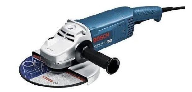 Bosch GWS 22 230JH Winkelschleifer für 84,90€ (statt 111€)