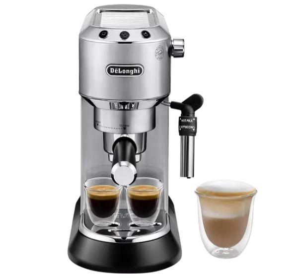 DeLonghi EC 685.M Dedica Style Espressomaschine ab 120,24€ (statt 142€)