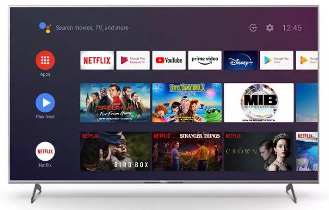Sony KD 65XH9077   65 Zoll UHD Fernseher ab 787,47€ (statt 927€)