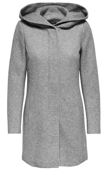 25% Extra Rabatt auf Only Damen Kleidung   z.B. Onlsedonia Light Mantel für 37,49€ (statt 52€)