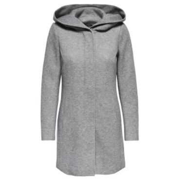 25% Extra-Rabatt auf Only Damen-Kleidung – z.B. Onlsedonia Light Mantel für 37,49€ (statt 52€)