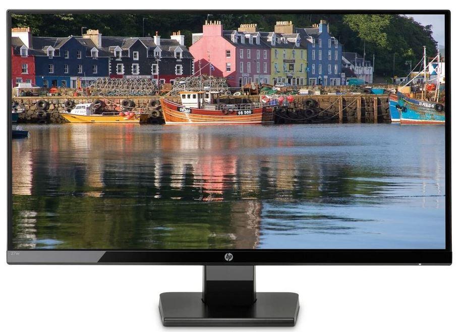 HP 27w   27 Zoll FullHD IPS Monitor für 113,90€ (statt 129€)