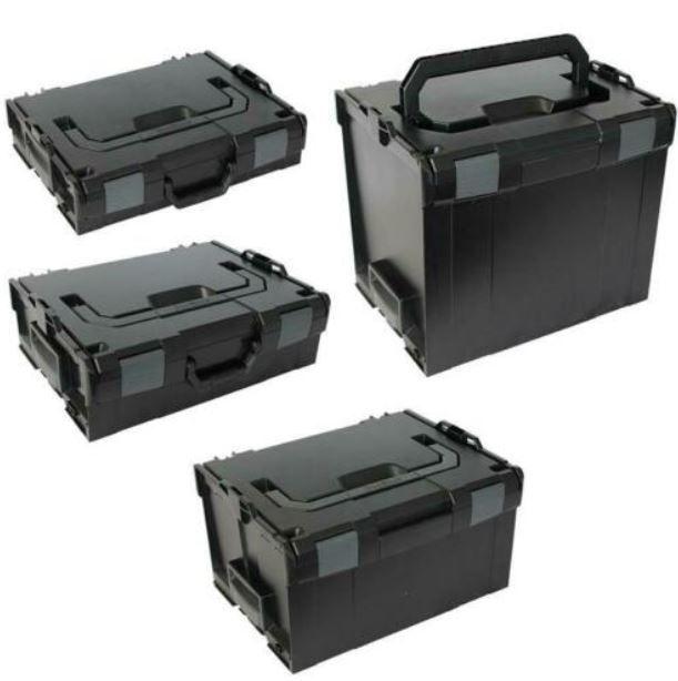 Sortimo Systemkoffer Set L Boxx 102 + 136 + 238 + 374 für 149,95€ (statt 159€)