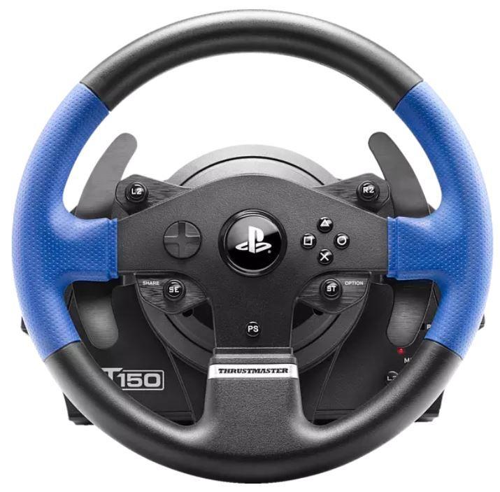 Thrustmaster T150 RS Lenkrad inkl. 2 Pedalset (PS4, PS3, PC) für 129,99€ (statt 170€)