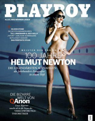 Playboy 6 Ausgaben für 43,20€ + Prämie: 45€ Amazon Gutschein
