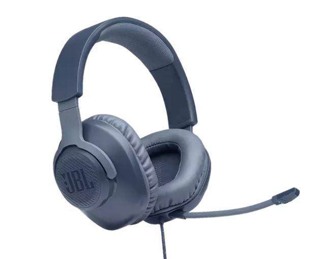 JBL QUANTUM 100 Over ear Gaming Headset für 39,99€ (statt 57€)