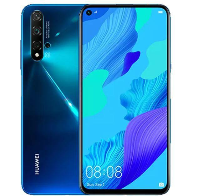Huawei Nova 5T   6,26 Smartphone mit Android 9.1 für 189€ (statt 224€)