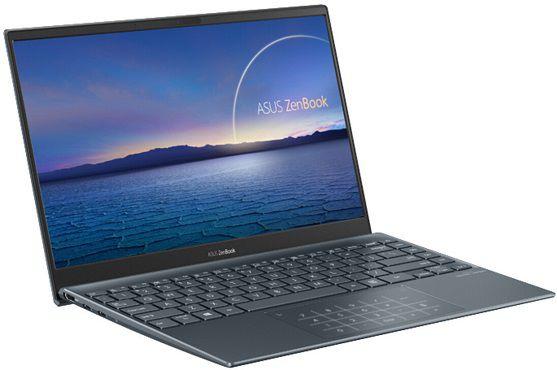 ASUS ZenBook 13 Notebook mit 13,3, i5, 8GB RAM, 1TB SSD in Pine Grey für 1.061,31€ (statt 1.169€)