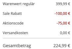 JOOP! Wollmantel Dannito in Schwarz für 224,99€ (statt 280€)   nur 48, 50 & 54