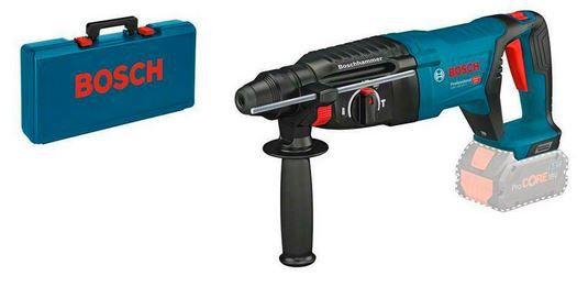 Bosch GBH 18V 26 D Akku Bohrhammer für 199,95€ (statt 214€)