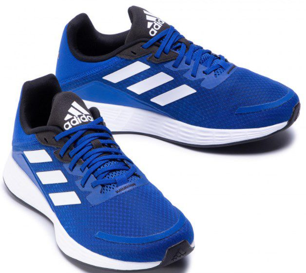 adidas Duramo SL Laufschuhe in Blau ab 35€ (statt 40€)