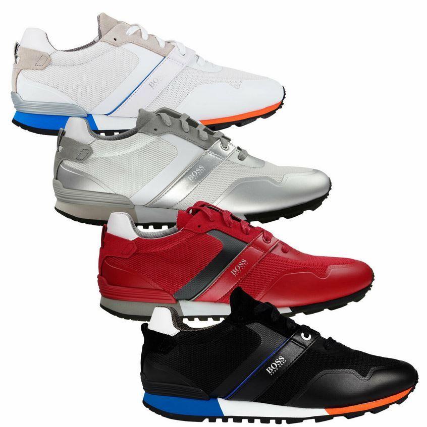 Hugo Boss Parkour Runn Meth Herren Sneaker für 99,95€ (statt 124€)