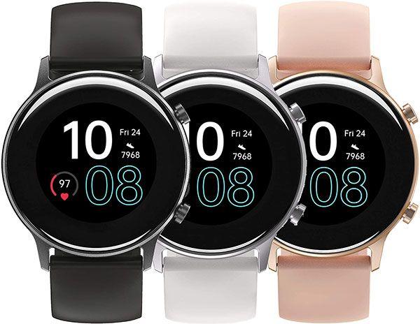 UMIDIGI Urun Smartwatch mit GPS, SpO2 & Herzfrequenzmesser für 29,94€ (statt 47€)