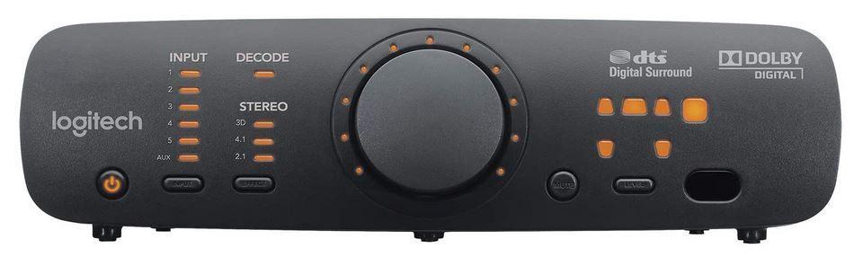 Logitech Z906 3D Stereo Lautsprecher THX für 258,59€ (statt 279€)